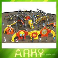 Large Park Children Happy Outdoor Climbing Equipment