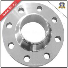 Reborde forjado calidad del cuello de la soldadura del acero inoxidable (YZF-E383)