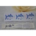 Fábrica de Suprimentos de Rótulo de Algodão Impresso para Tecido de Vestuário