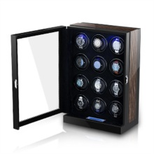 12 Watch Rolling Display Box