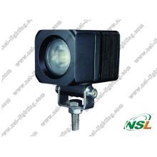 10-30V LED Driving Light 10W LED Work Light Lumière de travail LED automatique Lumière de barre LED étanche