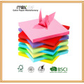 155*155mm Multi Colors Mixed Hand Made Craft Folding Paper