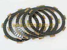 Motorfiets koppeling schijf/Disc wrijving (CG125)