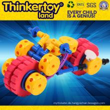 Lustige Kinderzimmer Weiche Kunststoff Baby Baustein Bildung Spielzeug