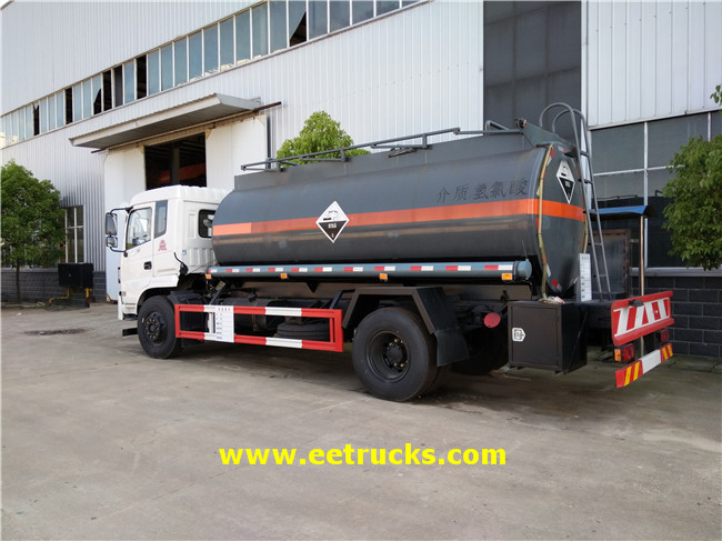 Hydrochloric Acid Transport Tankers