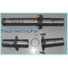 New Series Flange Type Sonic Log Pipe/Tube/Sounding Pipe (Competitive Price)
