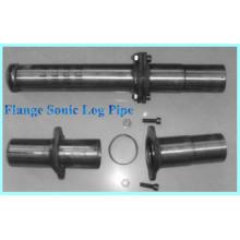 Tipo novo da flange da série Tubo Sonic do registro / tubulação / tubulação sadia (preço do competidor)