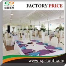 15m x 20m Zeltgröße mit Auskleidungen für Hochzeits- und Partyveranstaltungen