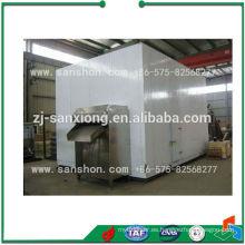 China IQF congelador túnel congelador para frutas, verduras, carnes y mariscos