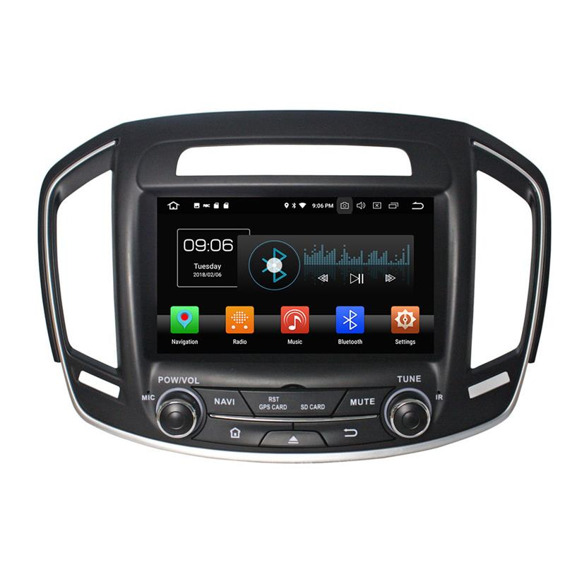 Buick Regal Android 8 Car Dvd 5