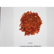 Flocons de tomates déshydratés, poudre de tomate