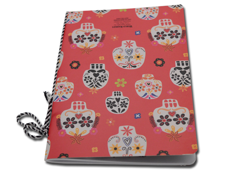 hardcover school notebook