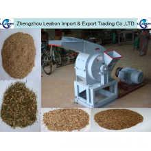 Broyeur à marteaux et concasseur à bois tout en un utilisé dans la ferme et l'usine de bois