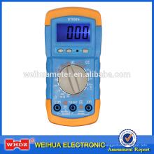 Multímetro digital DT930N con prueba de batería Detección de voltaje de CA sin contacto