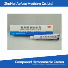 Compound Ketoconazole Cream Anti Acne Fungal