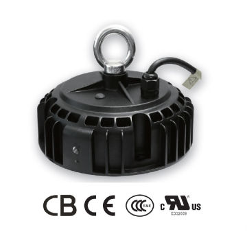 Conducteur 60W rond industriel de l'éclairage LED