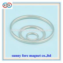 Guangdong Jiangmen customer neodymium magnet ring