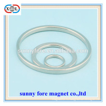 Гуандун Jiangmen клиента неодимовый магнит кольцо