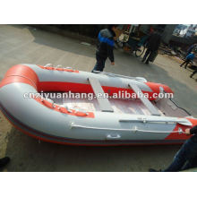 Used life inflatable boat 430