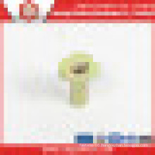 Steel T Head Nut / Four Claw Nut with Zinc-Plated