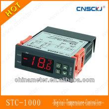 Controlador de temperatura digital STC-1000 com sensor