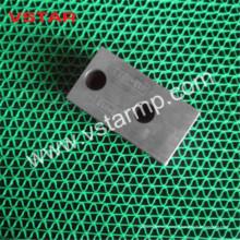 L'acier inoxydable plaqué par commande numérique par ordinateur a usiné la pièce de rechange Vst-0940 de pièces d'auto