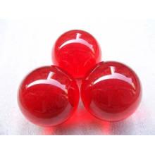Оптовый шарик стекла 16mm фарфора стеклянный с изготовленной на заказ упаковкой