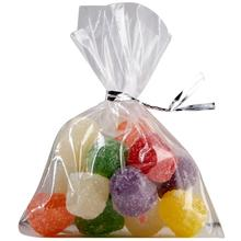 Personalized Clear Plastic Bags For Candy