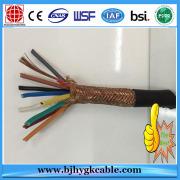 Tukar kabel kawalan RVV H03VV-F H05VV-F untuk sambungan dalaman