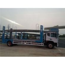Dongfeng Single Bridge 5 ตำแหน่ง transporter รถ