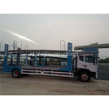 Dongfeng Single Bridge 5 posisi transporter mobil