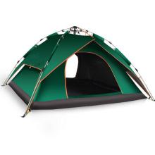 Tente de camping automatique automatique à double usage pour 3-4 personnes