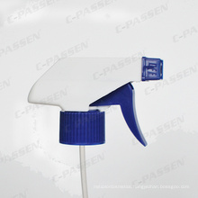 White Plastic Hand Trigger Spray Head for Bottle