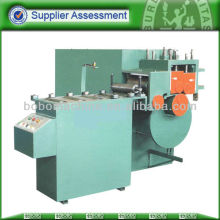 Agricultural wheel rolling machine