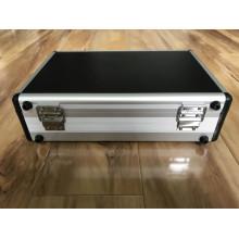 Aluminium-Verpackungskoffer mit DIY-Schaum- / Schwammeinsätzen