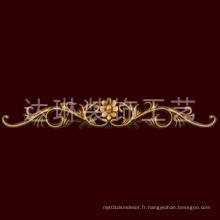 Accessoires de matériaux décoratifs de style européen et de luxe Dl-3089