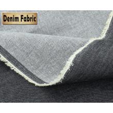 Tela tejida teñida hilado 100% de Indigo del algodón