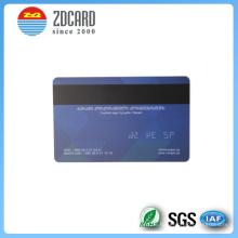 PVC-transparente klare magnetische Karte für Geschäft