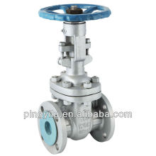 gost stainless steel gate valve pipe and fitting made in china
