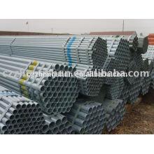 Galvanisierte Stahlrohrherstellung in China