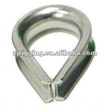 Tipo europeo cable dedal dedal de cable dedal