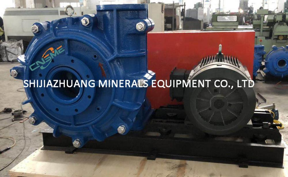 Big Metal Slurry Pump