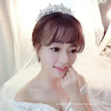 Women Weeding Crown Tiaras Custom Crown Real Diamant nuptiale Tiaras
