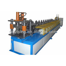 Full Automatic YTSING-YD-0330 C Purline Roll Form Manufacturing Machines