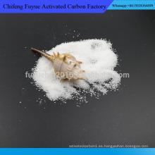 PAM aniónico químico de la poliacrilamida
