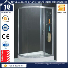 Discount Replacement Sweep Corner Glass Shower Sliding Doors