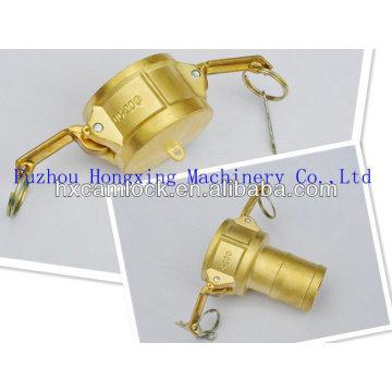 Brass quick coupler