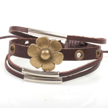 Mode Leder Manschette Armband KSQN-19