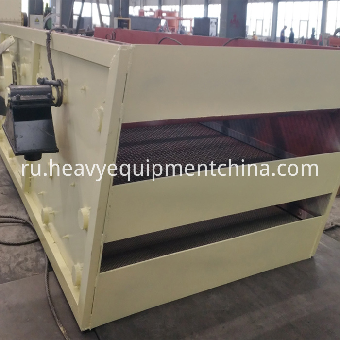 Stone Sieving Machine