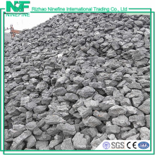 China Low Sulphur Metallurgical coke / Met coke as Carbon agent uses